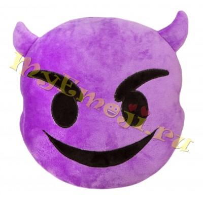 Emoji car devil