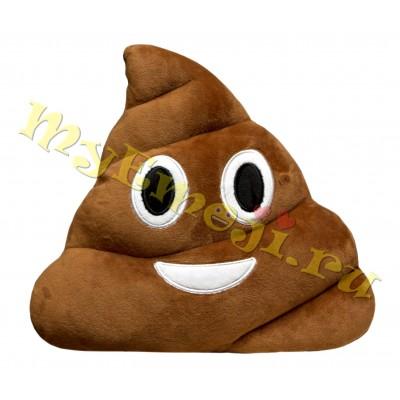 Emoji car poop
