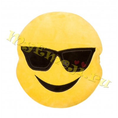 Emoji car sunglasses