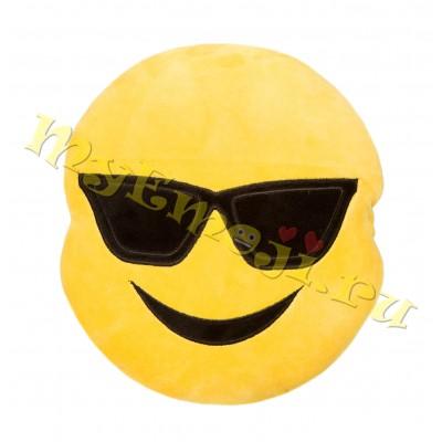 Emoji car sunglasses