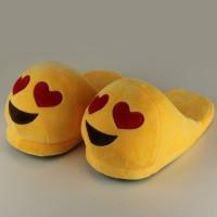 Slippers Heart eyes